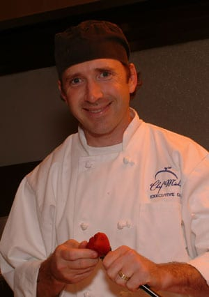 Chef Michael McKnight, Asheville Caterers