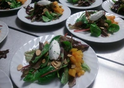 Baby-Greens-Goat-Quenelle