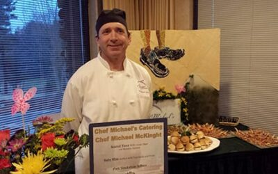Chef Michael's Catering in the Community: Vintage Carolina 2016, The Heart of Giving